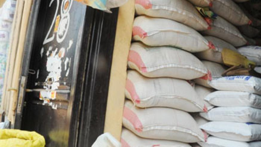 Authorities should take tough measures against rogue traders hiking sugar prices. The New Times / File photo