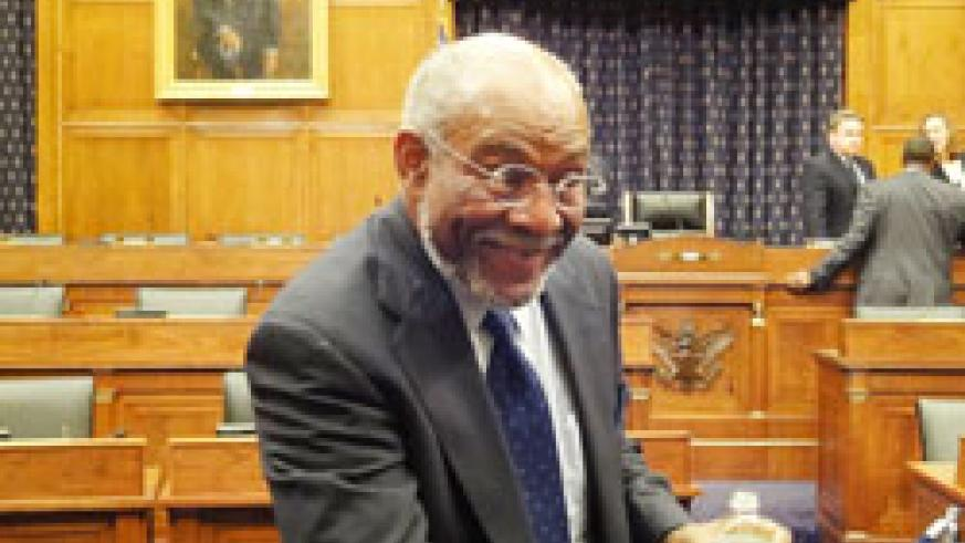 US Assistant Secretary of State for Africa, Johnnie Carson