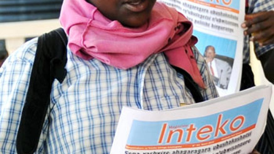 Reading should be made fun for students. The New Times / File Photo