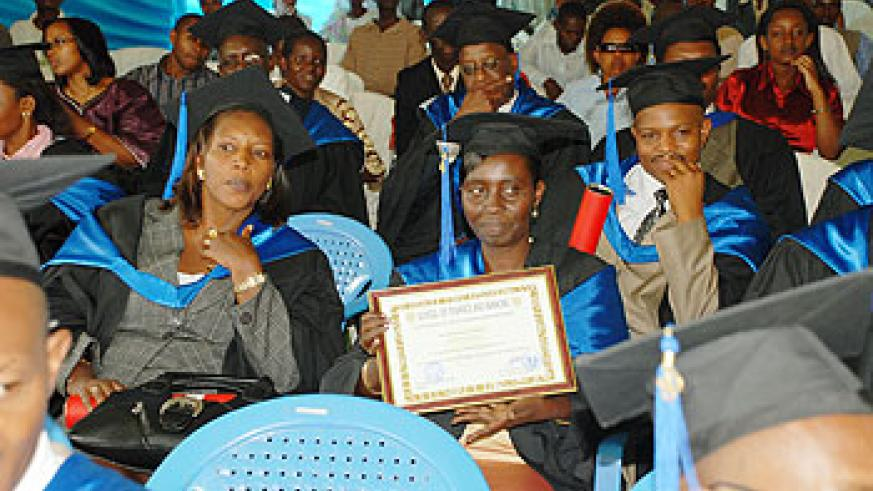 Students who read widely excel and don't need supplementary exams. The NewTimes/ File photo