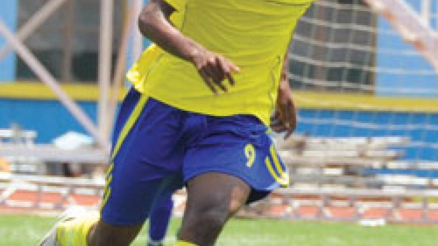 Jamal Mwiseneza is expected to hold Rayon's midfield together.The NewTimes /File