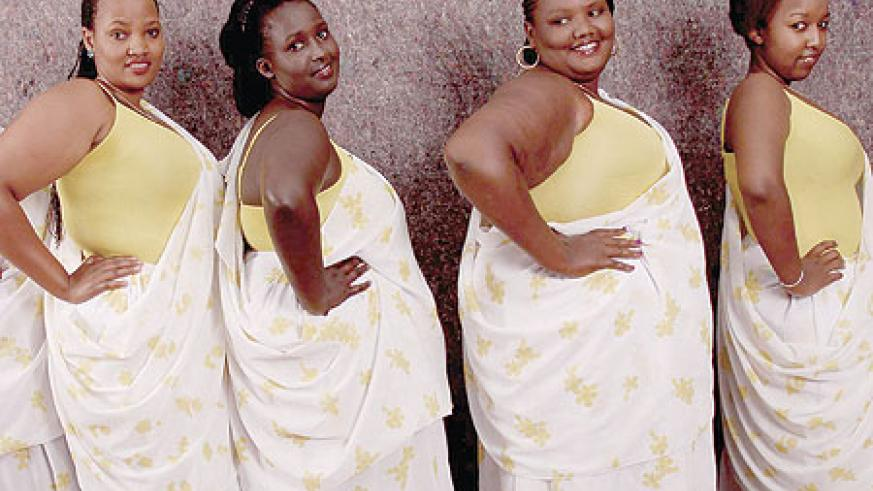 The evening will feature fantastic fashions in the larger sizes. The New Times / Photo Courtesy.