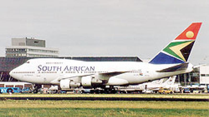 The entry of South African Airways in the market is expected to stiffen competition in the sector.  Net photo