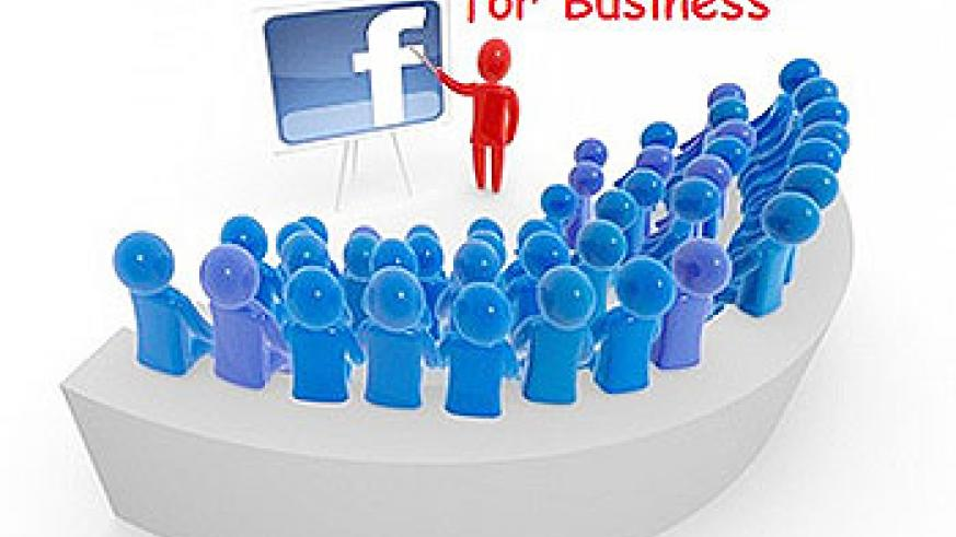 Several business opportunities can be developed through Facebook. Net photo