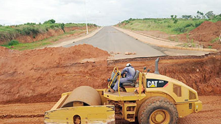 Funds that will be raised from government bonds will be used to implement the country's infrastructure projects. The New Times / File photo