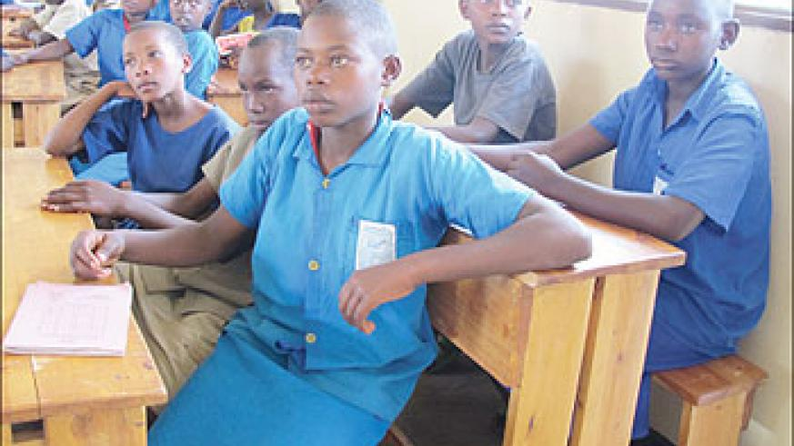 Early grade reading and writing of stories is necessary for boosting literacy culture in Rwanda. The New Times /  D.Umutesi