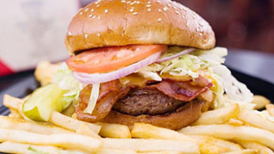 Excessive consumption of junk food can be harmful to one's health. (Net Photo)