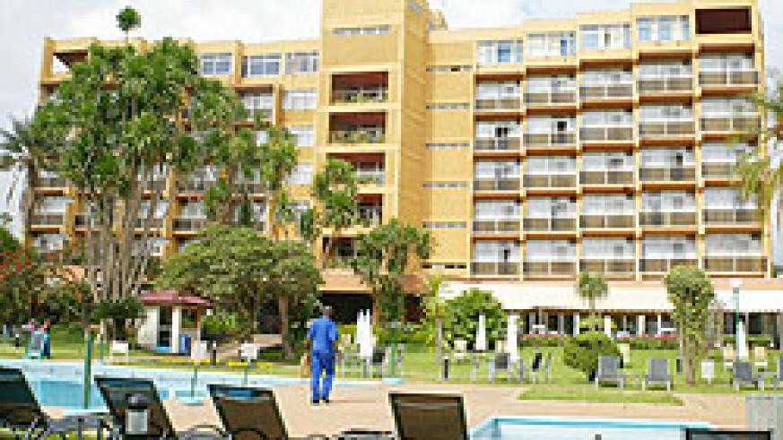 Hotel Umubano is one of the properties government intends to sell off.