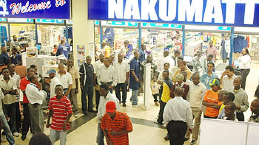 Falling inflation has offered relief to consumers ahead of festive season. The New Times/ File photo