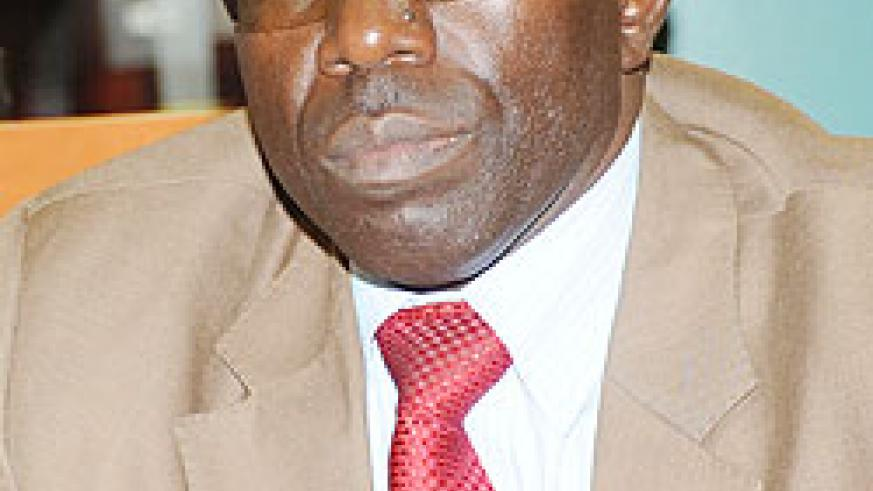 Hon. Pierre Damien Habumuremyi. The New Times / File Photo.