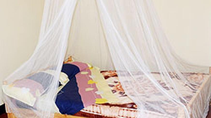 Bed nets have been recommended in the fight against Malaria. The New Times /File.