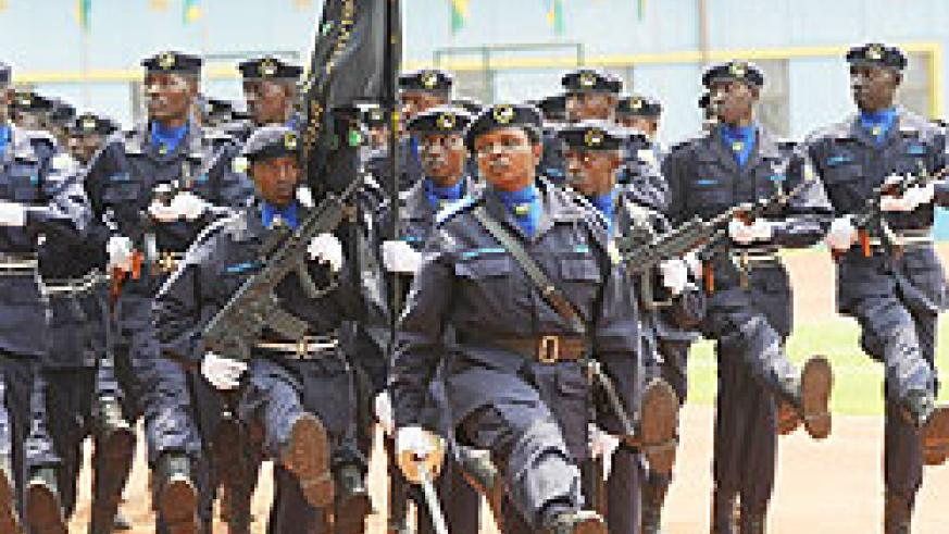 The United States has pledged to support the National Police in its ongoing proffessionalisation process.