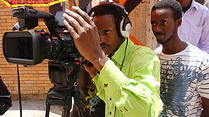 The film industry will get a major boost with the opening of a multimedia academy in Kigali.
