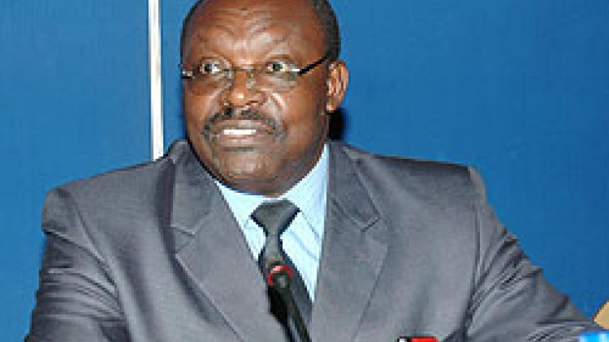 Francois Kanimba–  Minister of Trade and Industry