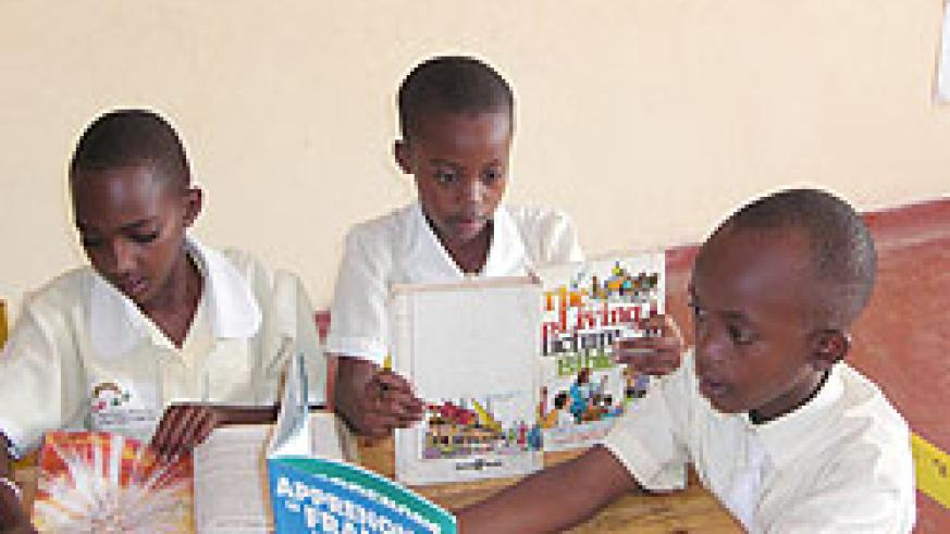 Read to perform better this term. (File Photo)
