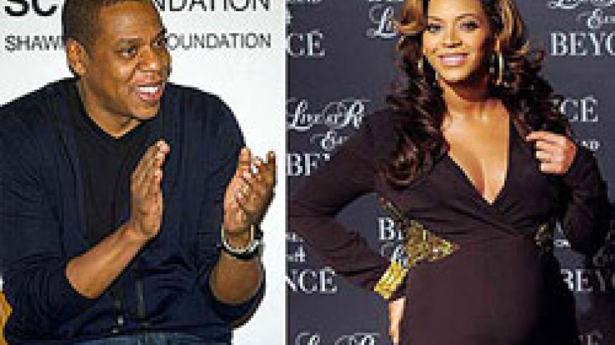 Beyonce and Jay-Z welcomed their first baby.