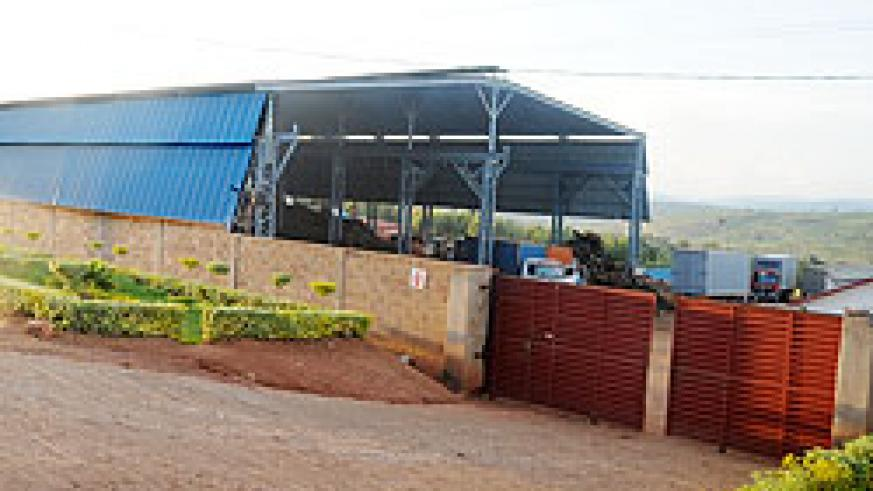 SteelRWA factory in Rwamagana District. Government's support will transform local manufacturing firms. The NewTimes / File.
