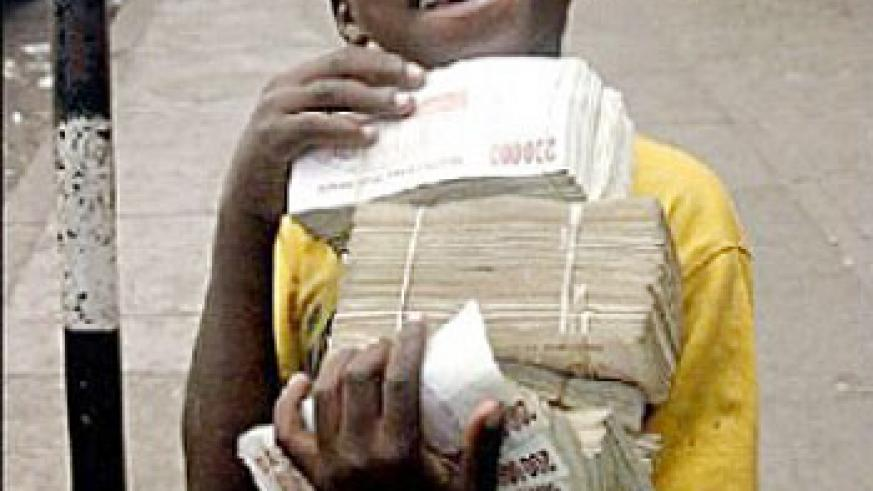 There are some who will always have the money to spend. (Net Photo)
