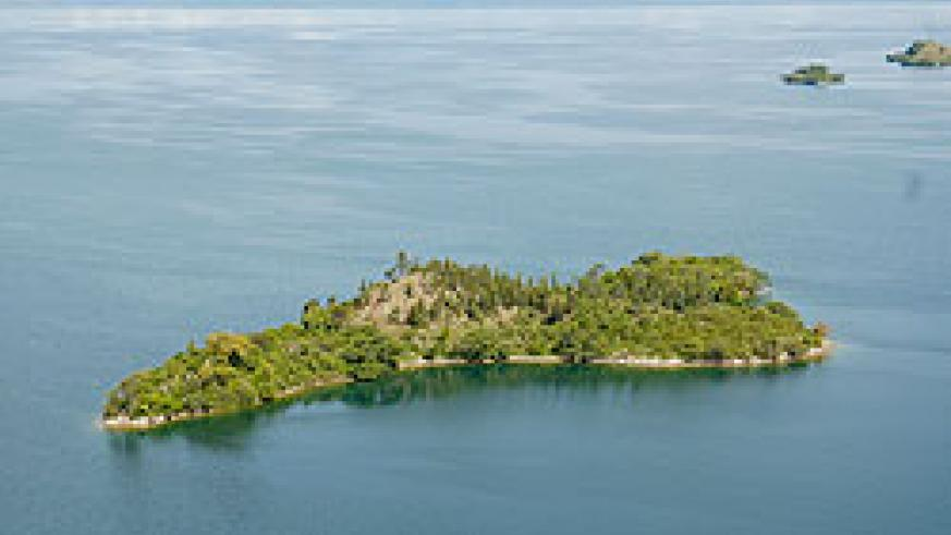 One of the breathtaking islands on Lake Kivu. The New Times / File.