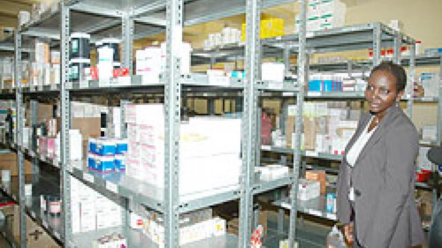 Pharmacies will in the future be required to spread out to avoid congestion in a single locality. The New Times/File.