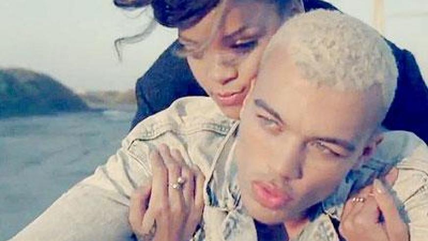 Racy music videos,like Rihanna's 'We found love' with scenes of binge drinking and making out, encourage underage drinkers to indulge. Net photo