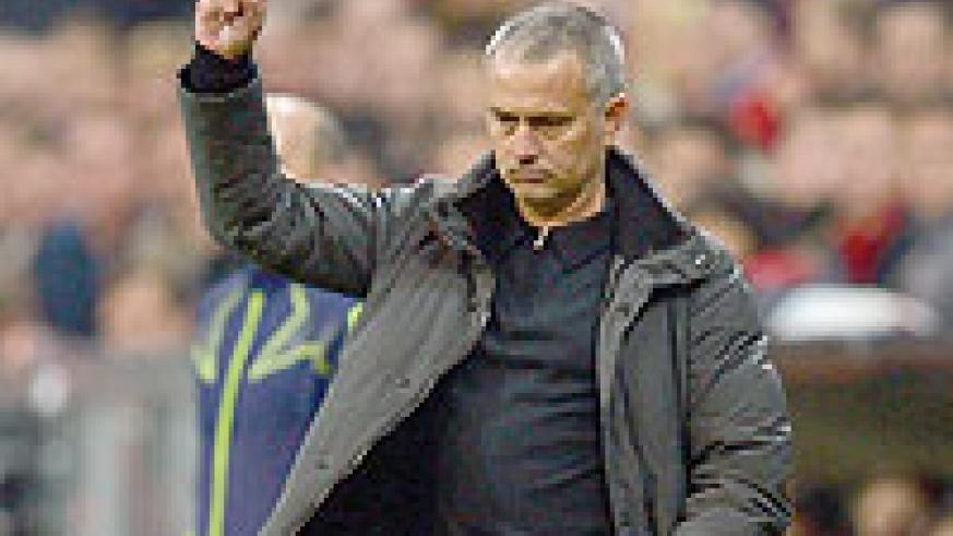 Mourinho calls himself 'The Special One'. Net photo.