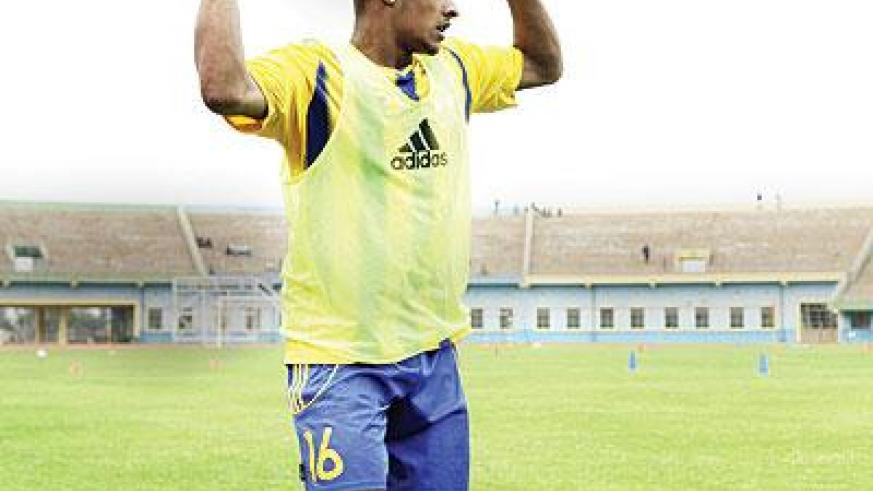 Belgium-based defender Steven Godfroid is poised to make his debut for Amvubi Star after impressing in training in the last five days. The Sunday Times / T. Kisambira.