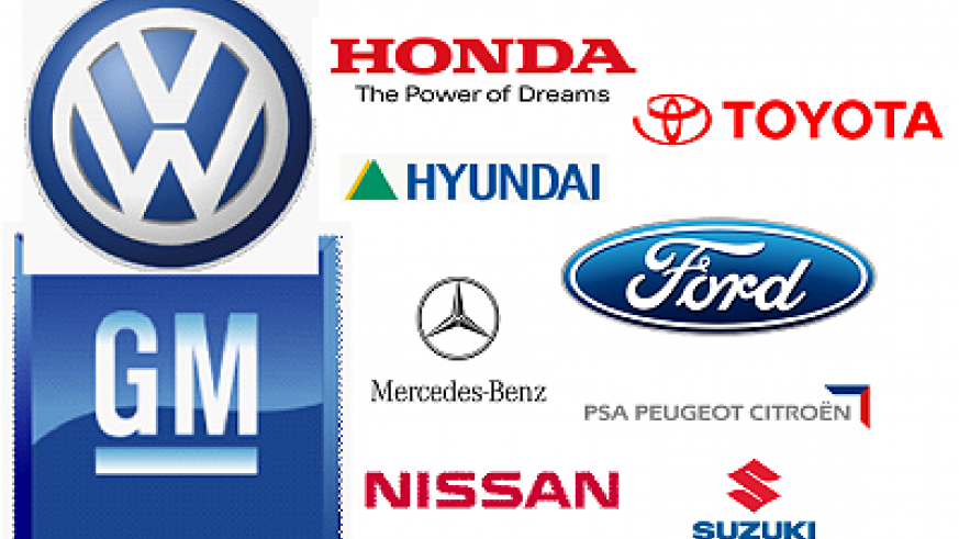 Top Ten Largest Car manufacturing Companies in the world | The New
