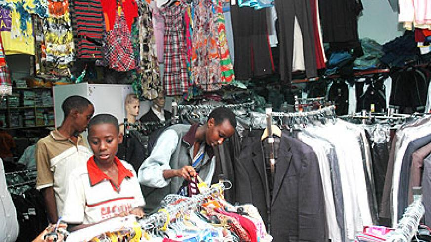 Rwanda urged to adjust import taxes in support of business growth.  The New Times / File.