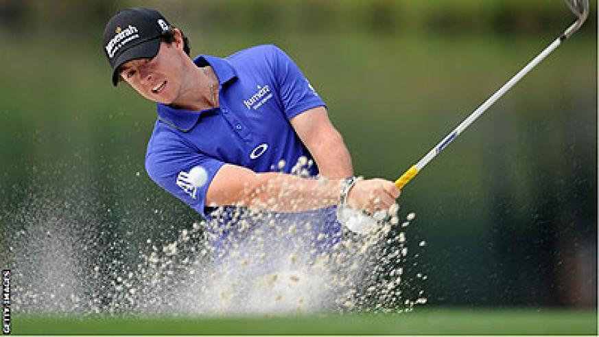 Rory McIlroy misses cut in Hong Kong Open as Campbell leads. Net photo.