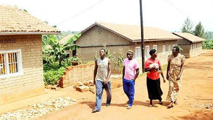 Rwanda Housing Authority (RHA) is working on a new law that will address the problem of housing shortages that remain a big challenge. Sunday Times / File.