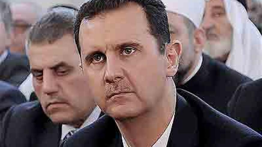 The aim of the talks would be to find a way for Mr Assad to leave power with the minimum of bloodshed. Net photo.