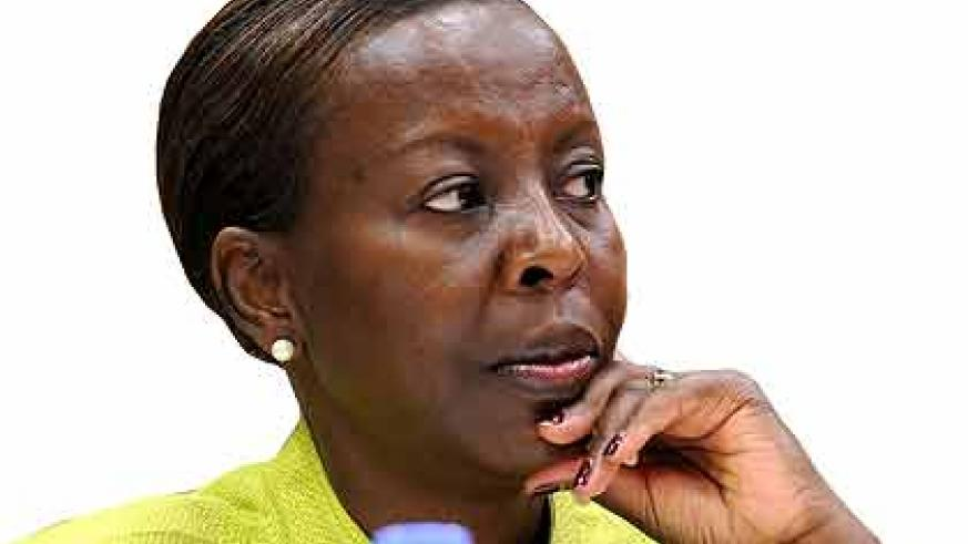 Louise Mushikiwabo,Foreign Affairs minister