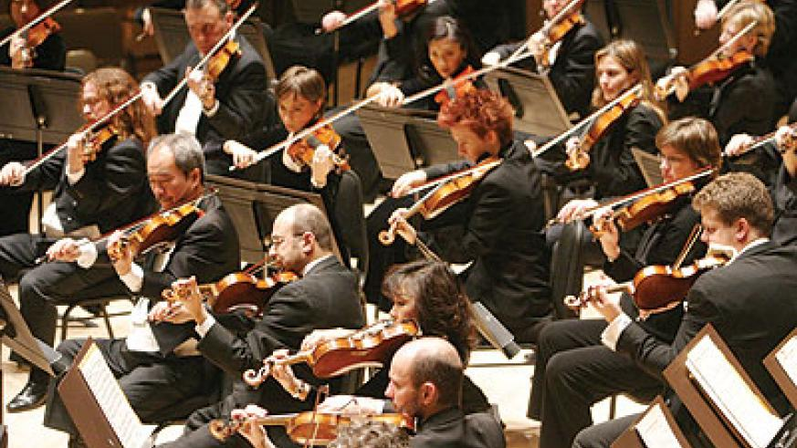 The classical music concert will be a first in Rwanda. Net photo.