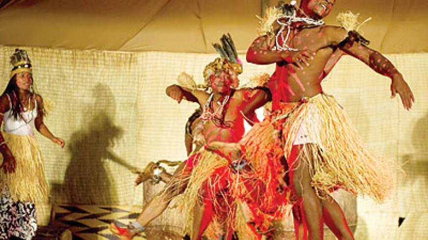 The Pan African Dance Festival gets underway in Kigali tomorrow. The New Times / file.
