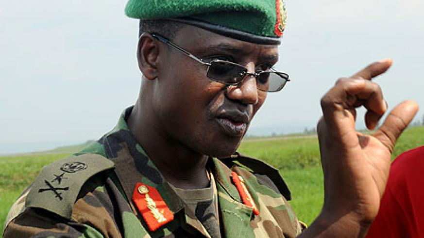 Nzabamwita says former soldiers are at Iwawa Island undergoing re-training and re-education.  The New Times/ File.