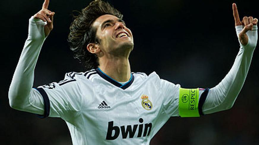 Kaka has struggled to nail down a place in Real Madrid starting team but thinks he can revive his career against archrivals Barclona on Saturday. Net photo.