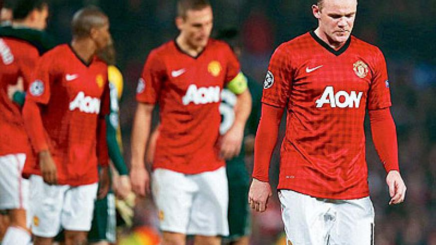 Manchester City, Barcelona and Real Madrid are reportedly interest in Wayne Rooney. Net photo.