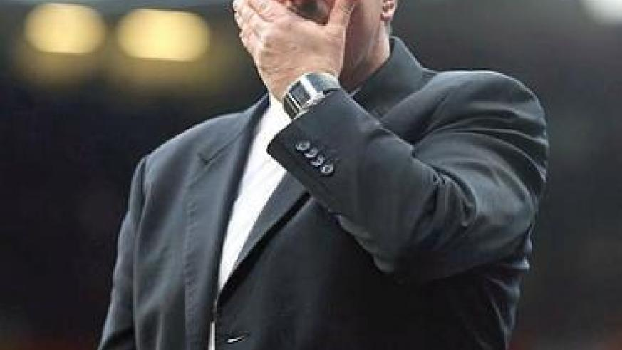 Benitez revealed he was snubbed by Ferguson before the FA Cup game on Sunday. Net photo.