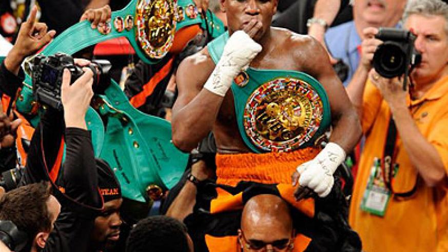 Mayweather will face Robert Guerrero on May 4 in Las Vegas as he defends his title. Net photo.