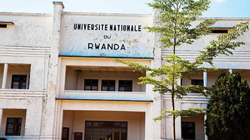 <p>National University of Rwanda main building. Few get a chance to join the university.                                                                                                ....