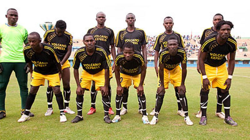 Mukura Victory Sport team has been in impressive form since Kaze took over midway through the national league first round. The New Times/T. Kisambira.