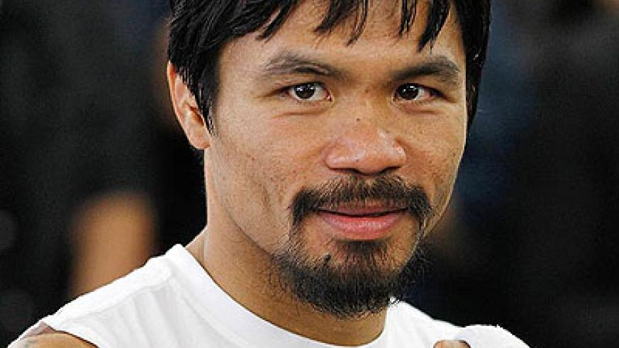 Manny Pacquiao was knockedout in his last fight. Net photo.