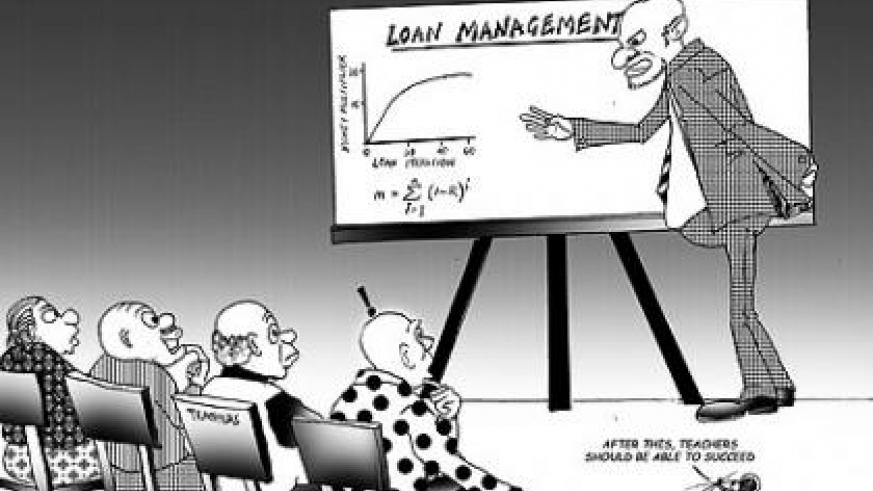 The State Minister in charge of Primary and Secondary Education, Mathias Harebamungu, yesterday warned teachers against acquiring loans without clear business plans to help improve the....