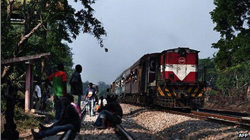 Mozambique's railways are slowly recovering from a civil war that ended in 1992.  Net photo.