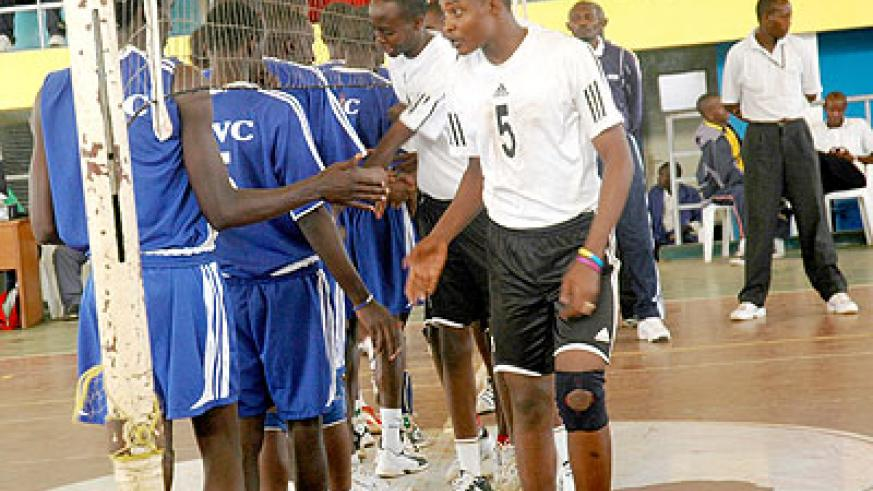 The volleyball federation lost nearly 50 players during the 1994 Genocide against the Tutsi. The New Times / File.