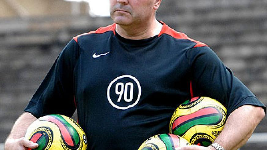 Williamson took over as Uganda manager in July 2008 and led them to three regional CECAFA titles in 2010, 2012 and 2013. Net photo.