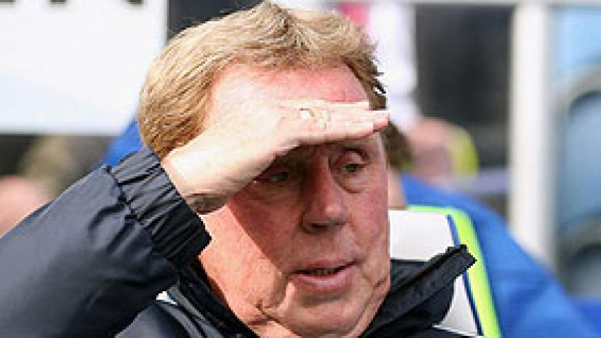 QPR manager Redknapp laments cruel luck after Wigan draw. Net photo.