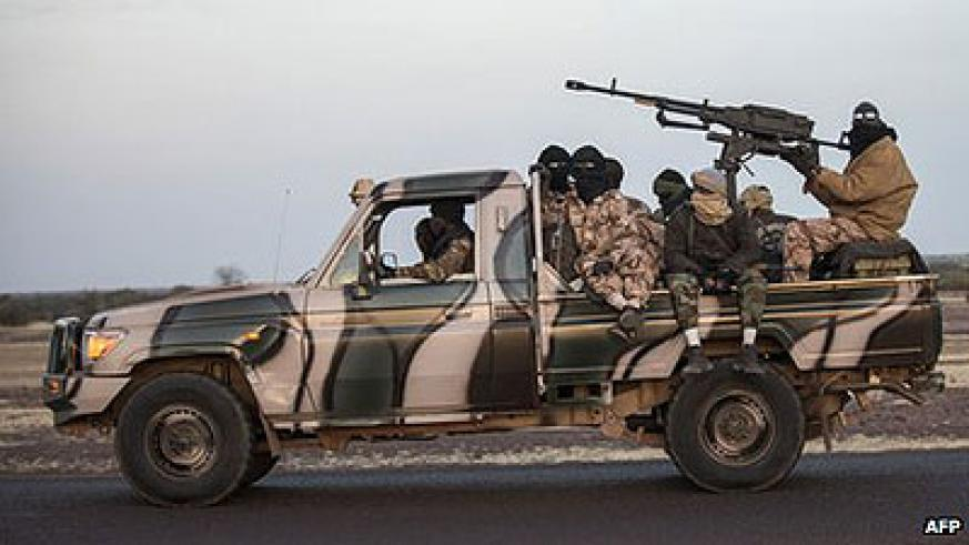 The Malian army has been accused of targeting ethnic Tuaregs. Net photo.