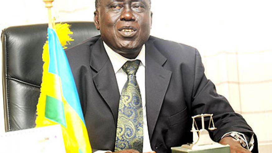 Karugarama says Gacaca courts did better than ICTR. The New Times/ File.